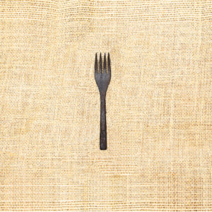 Tropical Wooden Fork