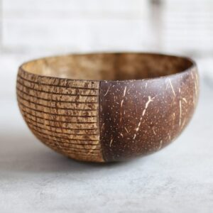 Jumbo Coconut bowls for smoothies and salads